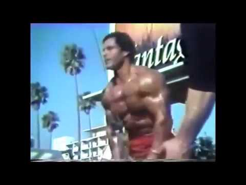 1981 Mr. Olympia – Champion Franco Columbu