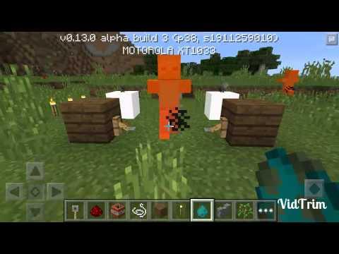 Como Usar Gancho De Armadilha No Minecraft