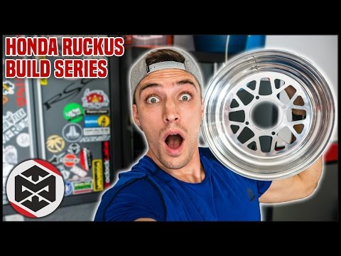 FATTY WHEELS!! [Ruckus Build Part 3]