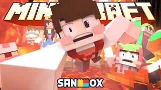 불타는 대저택 최후의 생존자는!? [누가누가 오래사나: 마인크래프트] Minecraft - BURNING HOUSE 2 - [도티]
