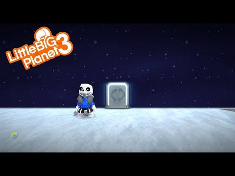LittleBigPlanet 3 - UNDERTALE Costume Giveaway