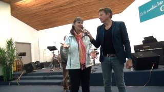 Bleeding skin rash miraculously healed through watching TBN - John Mellor Healing Ministry