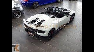 Lamborghini Huracan Performante Spyder