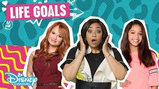 Jessie | Life Goals 😍 ft Raven's Home & Sydney To The Max | Disney Channel UK