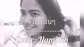 เพลง เวลาสั้นๆ -เดย์ พงศ์ธร/Cover น้ำตาล