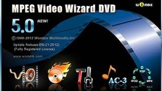 MPEG Video Wizard DVD. Импорт данных и перемещение клипов на монтажный стол
