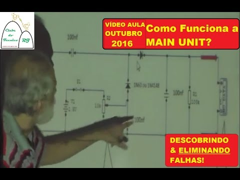 MAIN UNIT, REFFLOW & BGA - VÍDEO AULA 02 - CLUBE DO TÉCNICO RJ