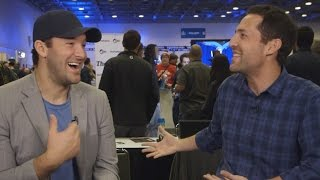 Tony Romo discusses his health and the evolution of the quarterback position