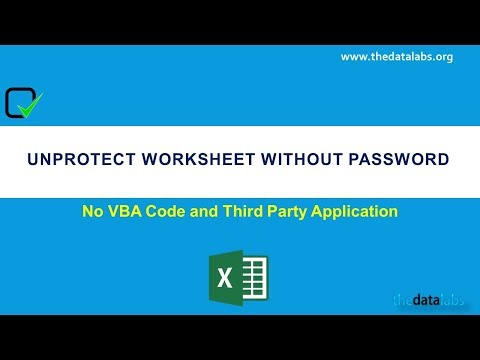 unprotect-excel-worksheet-without-password,-vba-code-and-third-party-application