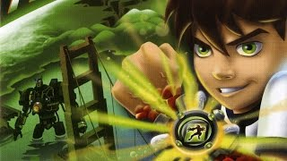 CGR Undertow - BEN 10: PROTECTOR OF EARTH review for PlayStation 2