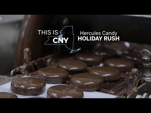 This Is CNY: Hercules Candy Staff Creates Chocolates For Holidays