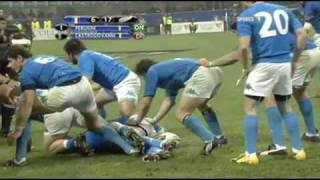 Rugby Test Match 2009 - Italy vs. New Zealand