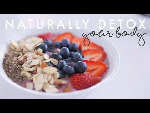 10 Ways to Naturally Detox Your Body