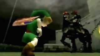 The Legend of Zelda: Ocarina of Time - Sirenia - Downfall VGMV