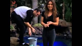 scarlett byrne ice bucket challenge