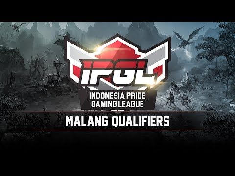 [LIVE] IPGL Malang Day 1 Casted by - @Crestfall