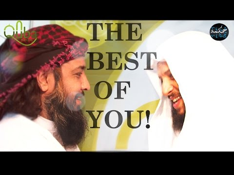 "'The BEST of you' - Sheikh Abu Hafs & Ustaadh Jalal Ibn Saeed - ""TAKBIIR!!!"""