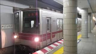 東武20050型21854F 南栗橋ゆき 恵比寿発車