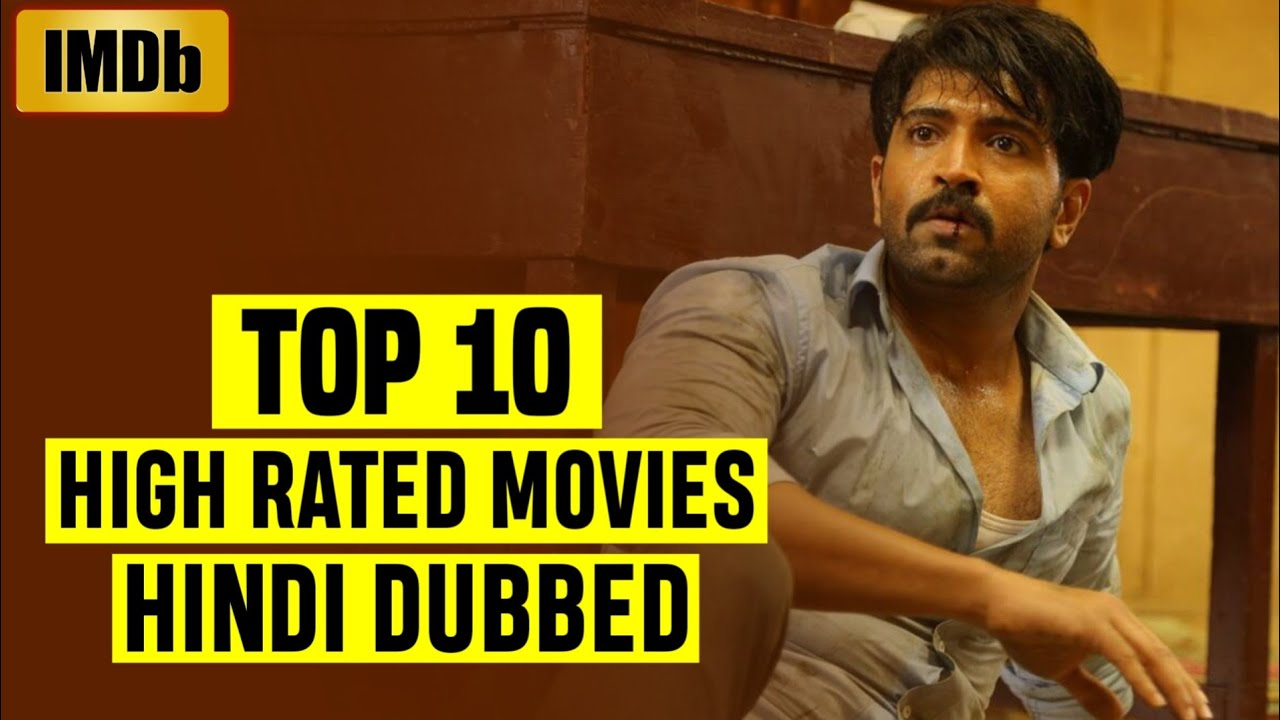 Top 10 Highest Rated South Indian Hindi Dubbed Movies on IMDb   Available On YouTube   Part 8