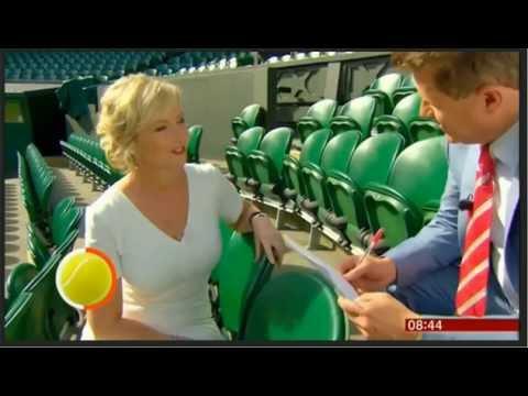 60 Seconds With Carol Kirkwood BBC