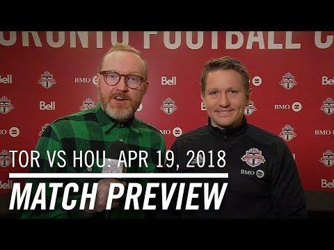 Match Preview: Toronto FC at Houston Dynamo