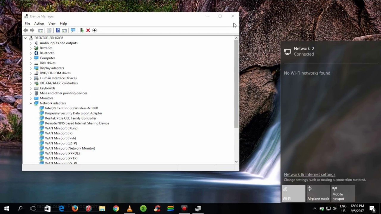 how to connect to wifi on windows 10 youtube