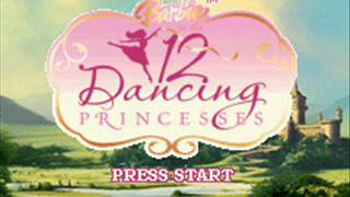 [BETTER VERSION IN DESCRIPTION] barbie in the 12 dancing princesses gba theme
