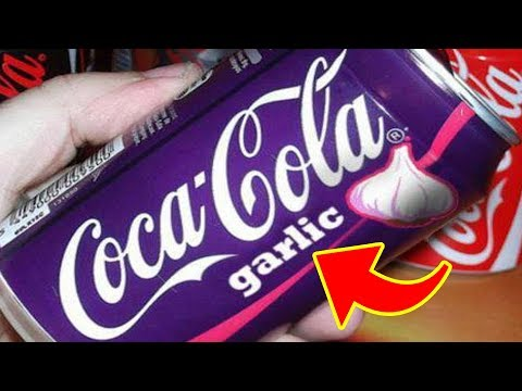 10 Coca-Cola Drinks That Embarrassed The Company