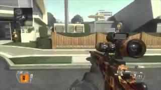 Black Ops 2: Sniping/Trickshotting Compilations - PANDA