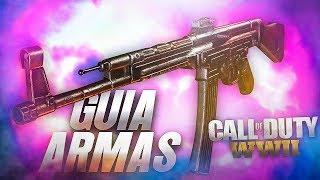 MUY COMPLETA (STG44) | GUIA DE ARMAS EN CALL OF DUTY: WW2