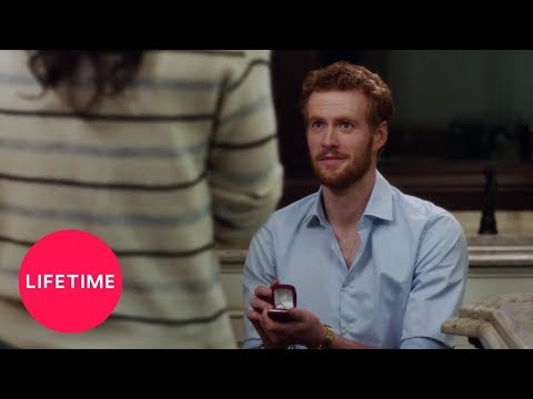 How Prince Harry Proposed To Meghan Markle -  Harry And Meghan A Royal Romance (ending Scene)