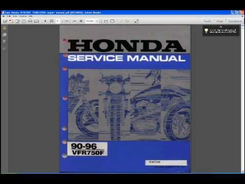 hqdefault honda vfr 750 manual youtube Basic Electrical Schematic Diagrams at soozxer.org