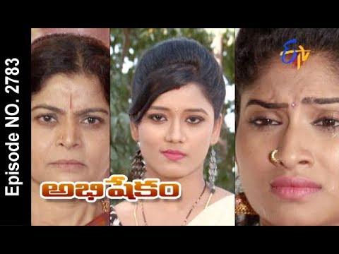 Abhishekam | 18th December 2017  | Full Episode No 2783| ETV Telugu