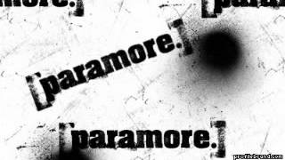 Paramore - Misery Business BACKING TRACK