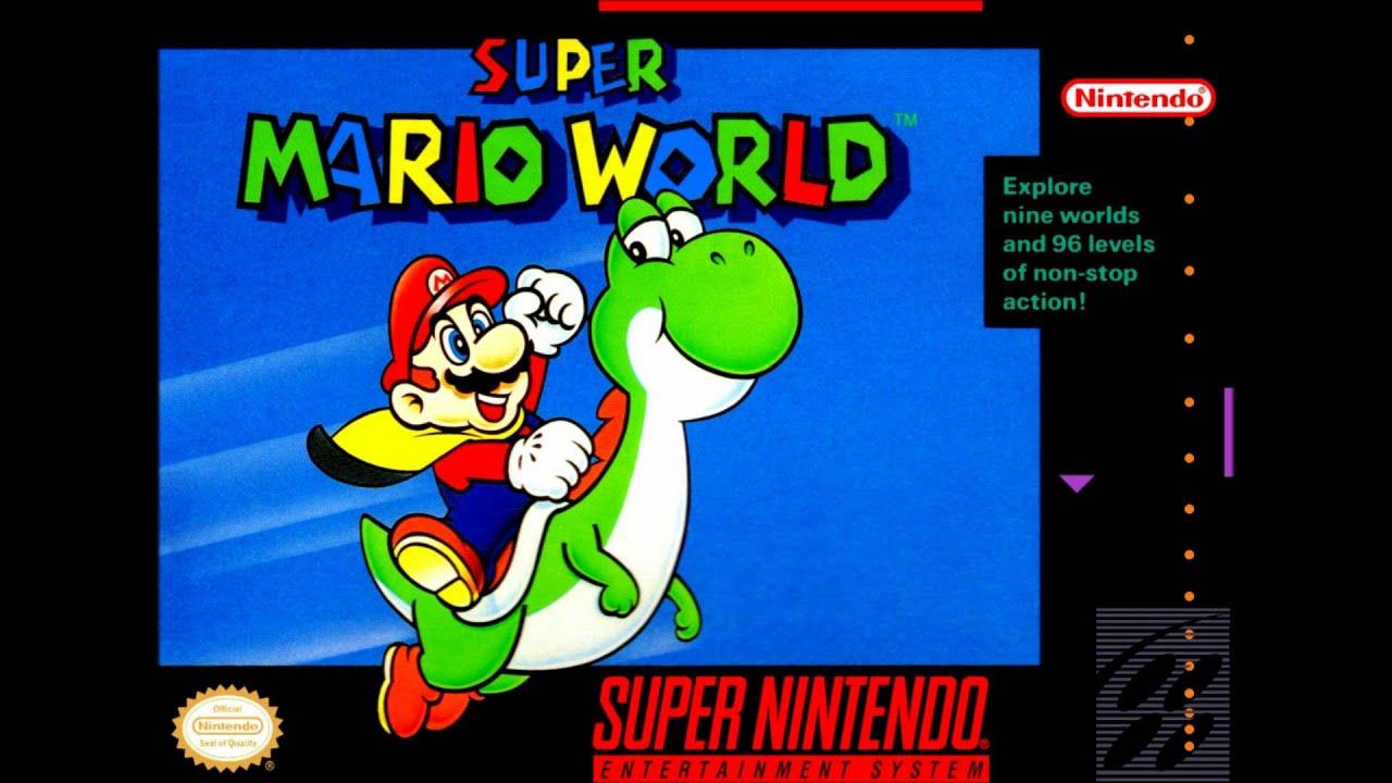 Super Mario World Music: Level Complete