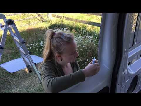 Vanlife Build: Window Installation