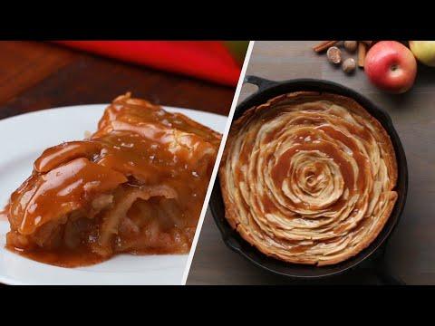 5 Irresistible Caramel Treats For Date Night • Tasty