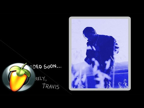 Travis Scott - Antidote (Rodeo Instrumental Remake FL Studio)