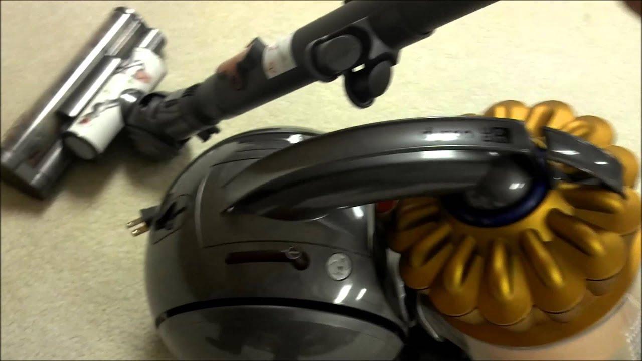 Dyson DC39 Multifloor Vacuum Review   YouTube