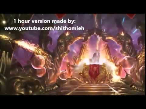 URF Theme Song 2015 Welcome to planet U.R.F ~ 1 hour