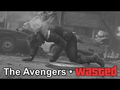 The Avengers • Wasted