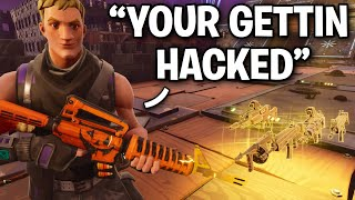 Scammer loses NEW Modded Gravedigger!! 😱 (Scammer Get Scammed) Fortnite Save The World