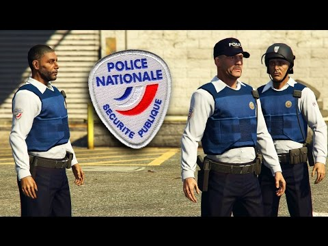 GTA 5 : POLICE NATIONALE | CONTRÔLES ROUTIERS