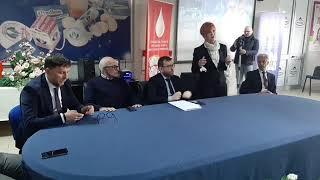 Il Ministro del Sud Giuseppe Provenzano a Termoli