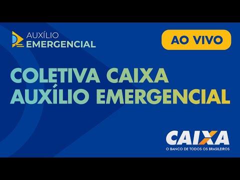 Coletiva CAIXA | Auxílio Emergencial | 27 de maio