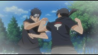 Naruto Storm Revolution - The Two Uchiha English Dub HD