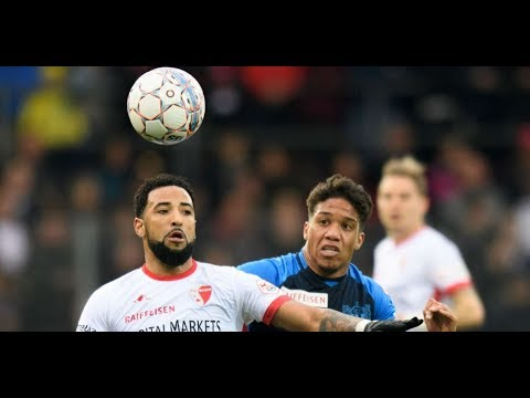 FC Sion vs. FC Zürich/ 1:1 - Full Match - 31.03.2018