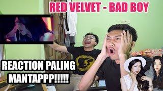 ( VISUAL TERBAIK!!!! ) RED VELVET - BAD BOY MV REACTION
