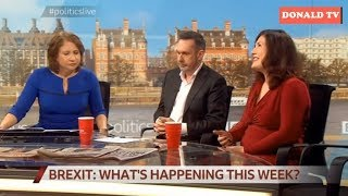 BBC Politics Live 11/03/2019 BREXIT: WHAT'S HAPPENING THIS WEEK?