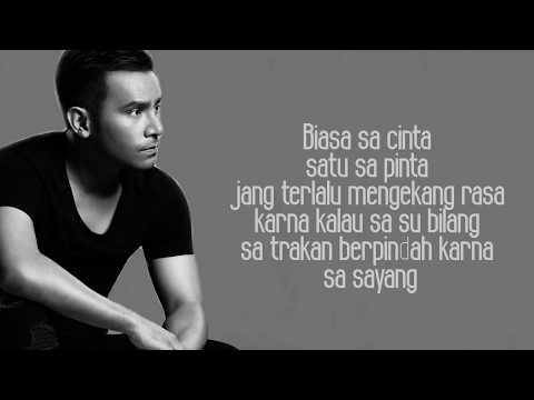 (LIRIK) Karna Su Sayang - Near Feat. Dian Sorowea (cover By Dorman Manik)